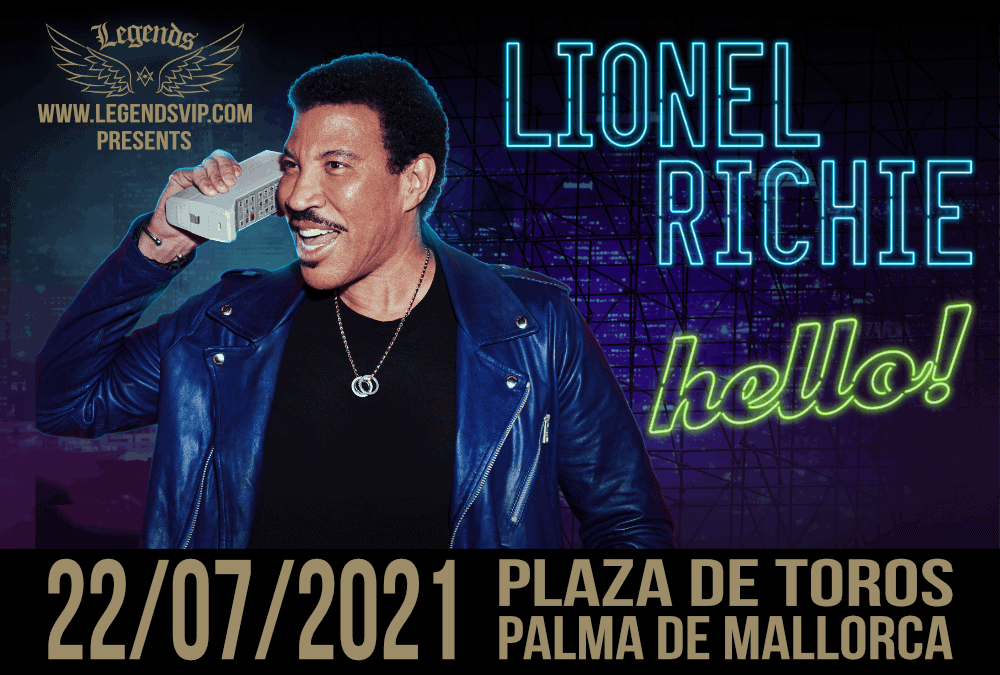Lionel Richie live in Mallorca 2021