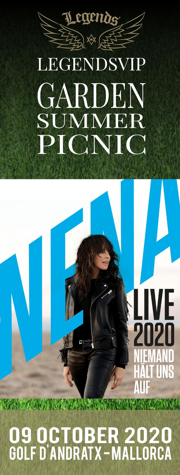 Nena live in Mallorca 2020